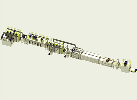 铝钎焊炉的操作流程