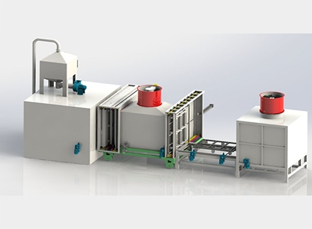 高温铝钎焊炉的操作步骤